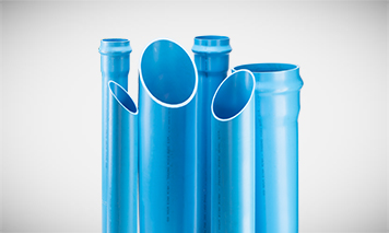 uPVC PIPES CIOD SERIES