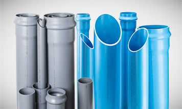 uPVC PIPES METRIC SERIES